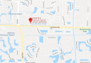 Donation Request - Chick-fil-A Lake Worth South